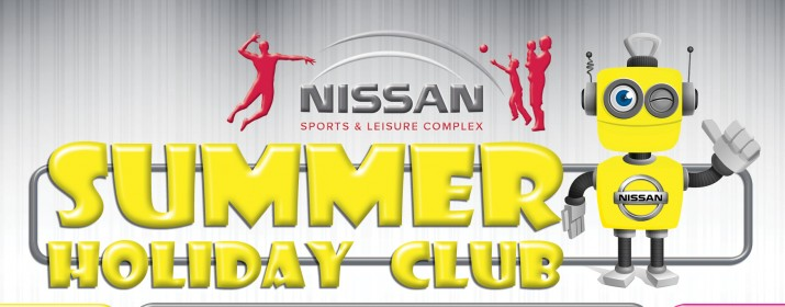 nissan sports and leisure complex banner image